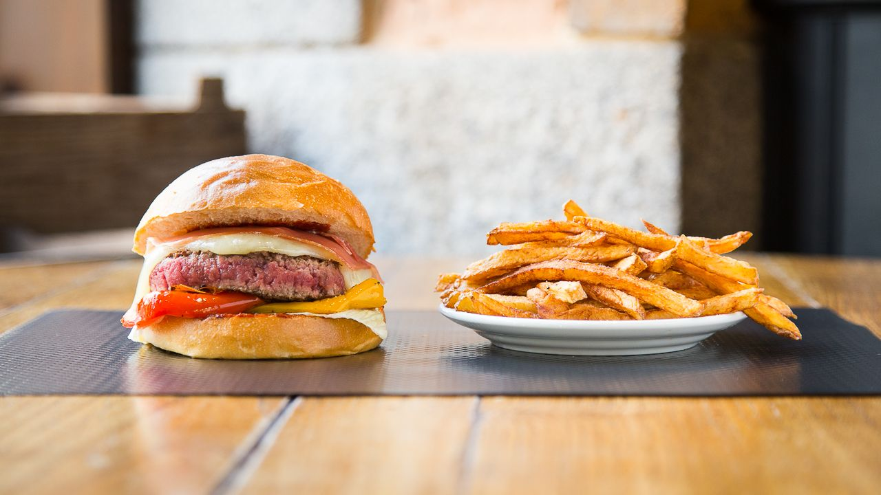 burger Le Basque