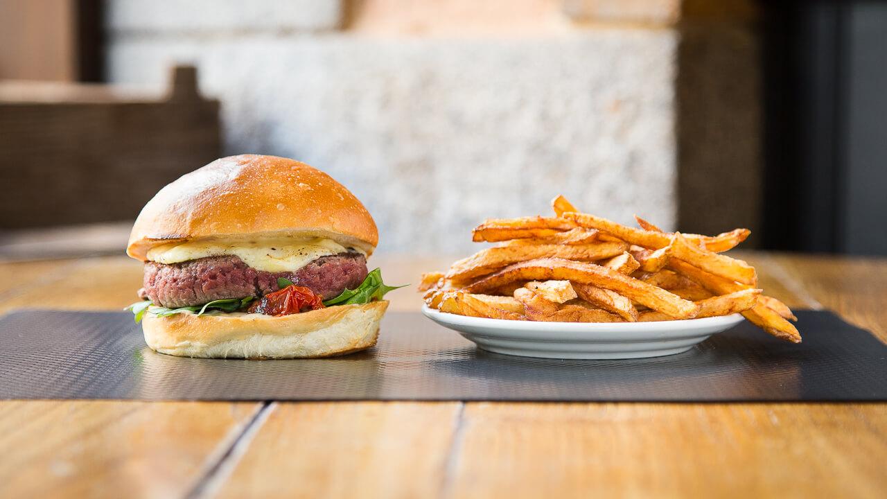burger Le Cantalou