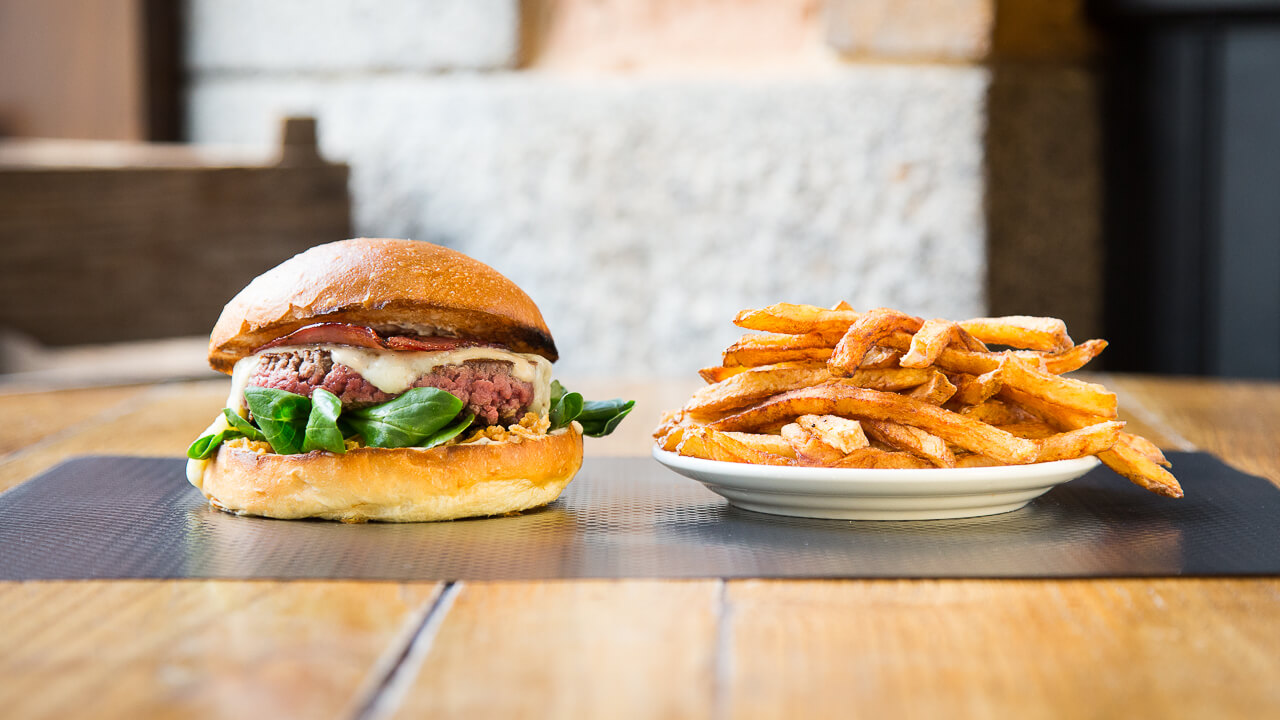 burger Le Nantais