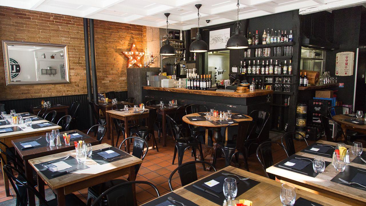 le restaurant à Rennes